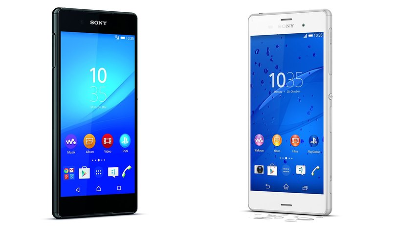 Sony Xperia Z3+ vs Xperia Z3 Compact: Welches Xperia ist das bessere?