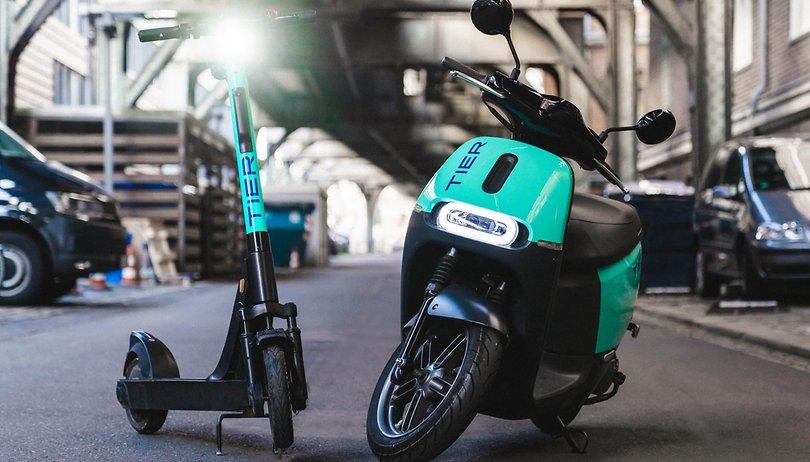 eScooter-Anbieter Tier verleiht bald auch eRoller