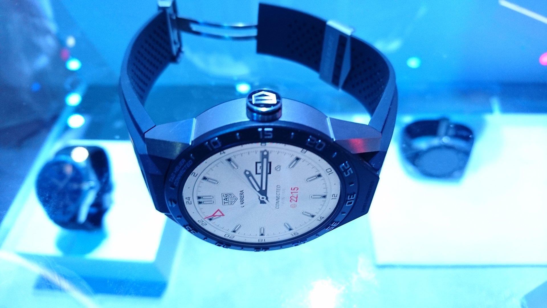 Tag Heuer Connected Watch im Test: Hands-on der Edel-Smartwatch ...