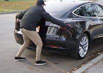 Tesla Model 3 design flaw could result in a mud-filled bumper