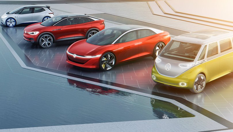 VW brings retro charm into the electric future