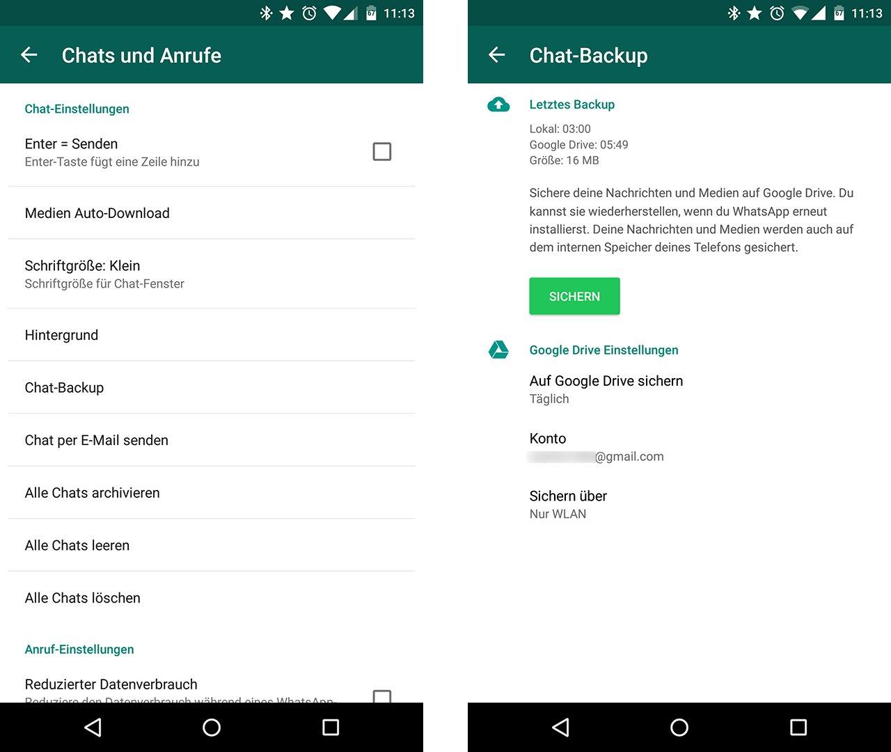 Whatsapp nachrichten für alle löschen