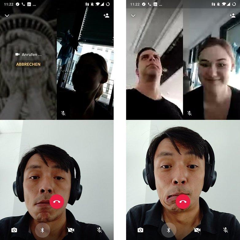 WhatsApp Group Videochat