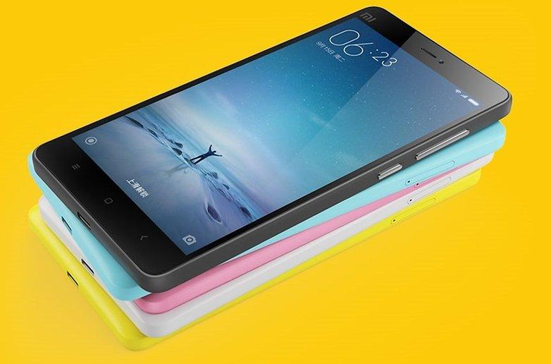 Xiaomi Mi 4c colours