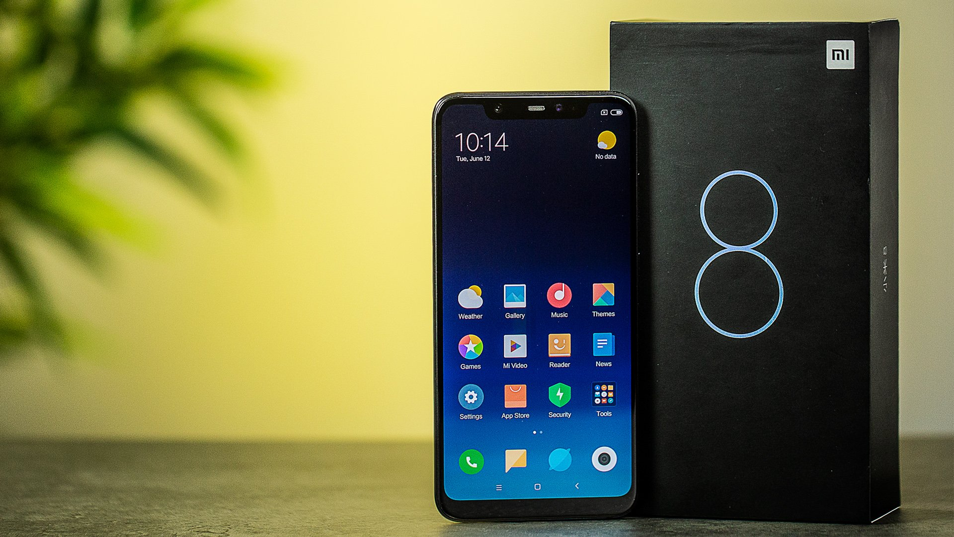 first look at the xiaomi mi 8 unboxing the better iphone androidpit