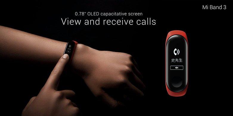 Xiaomi Mi Band 3 c