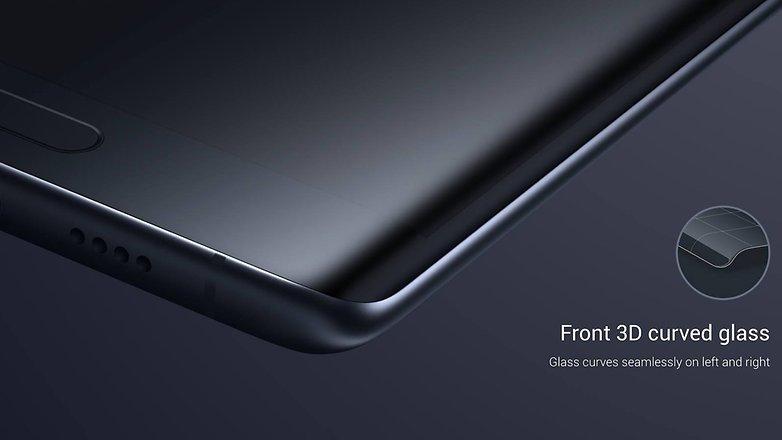 Xiaomi Mi Note 2 Design 2