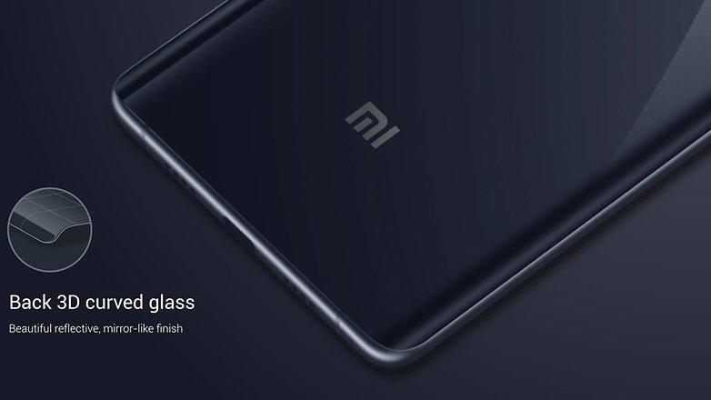 Xiaomi Mi Note 2 Design