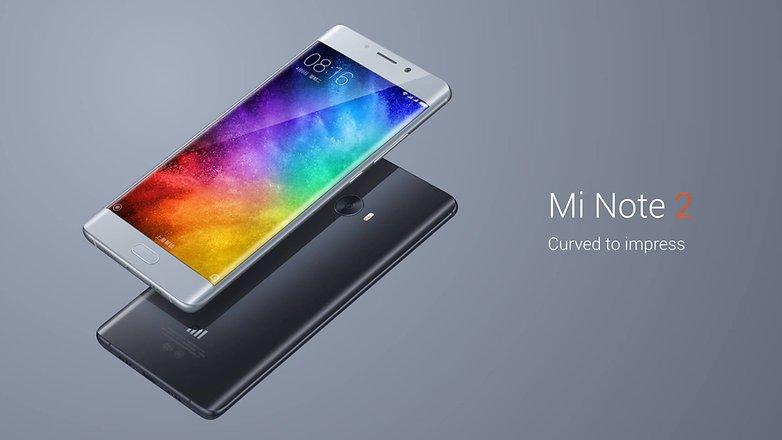 Xiaomi Mi Note 2 hero
