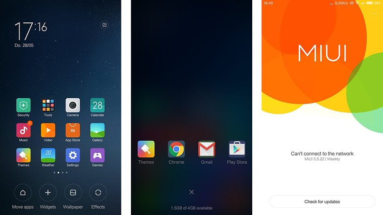 Xiaomi Mi Note Pro MIUI 2