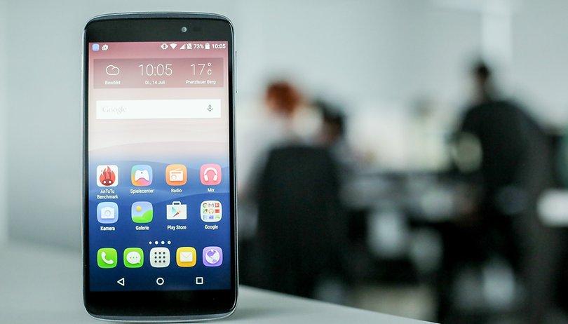 Alcatel OneTouch Idol 3 im Test: Dieses Smartphone hat den Dreh raus