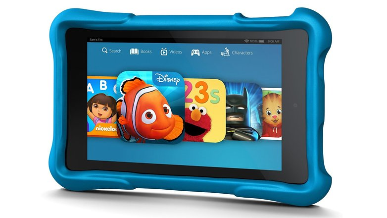 amazon fire hd kids edition de
