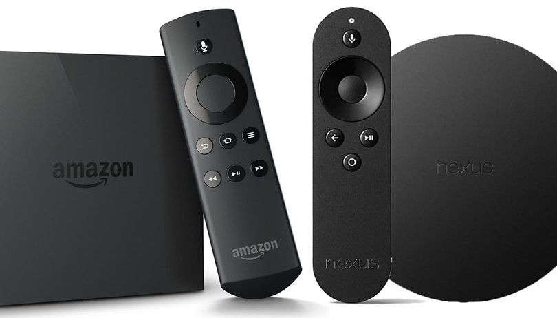 Nexus Player vs. Amazon Fire TV: Google muss sich Sorgen machen
