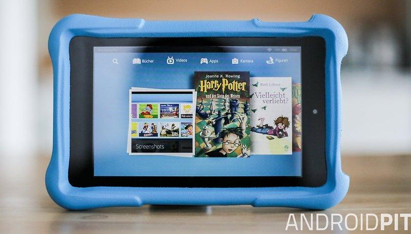 Amazon Fire HD Kids Edition im Test: Das Kinder-Tablet für gestresste Eltern
