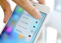 Ohne Mehrwert: 3D Touch wird kaum jemand nutzen