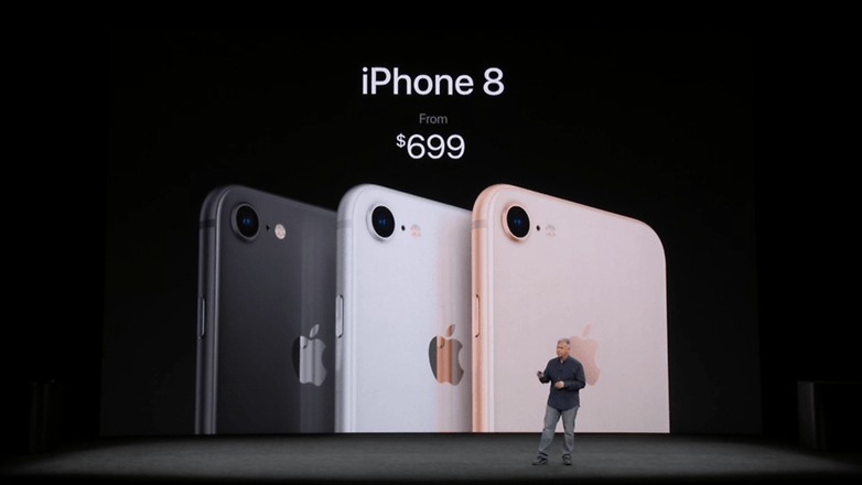 apple keynote iphone 8