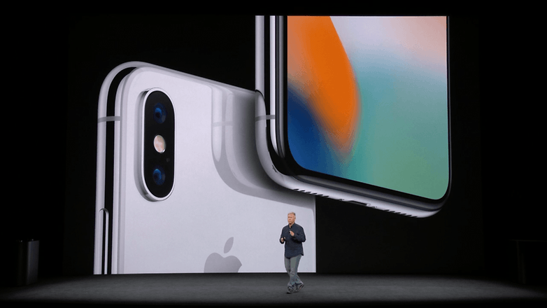 apple keynote iphone x 10