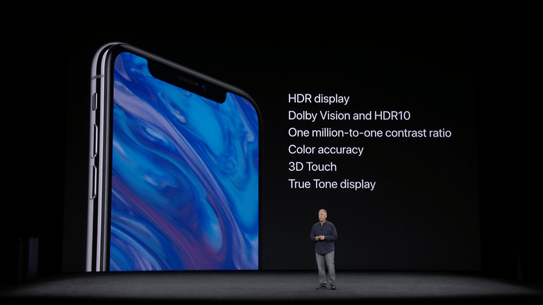 apple keynote iphone x 12