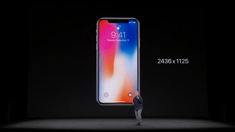 apple keynote iphone x 15