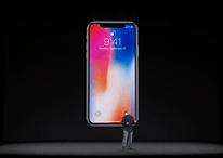 iPhone X und iPhone 8: Apple hängt die Verfolger weiter ab