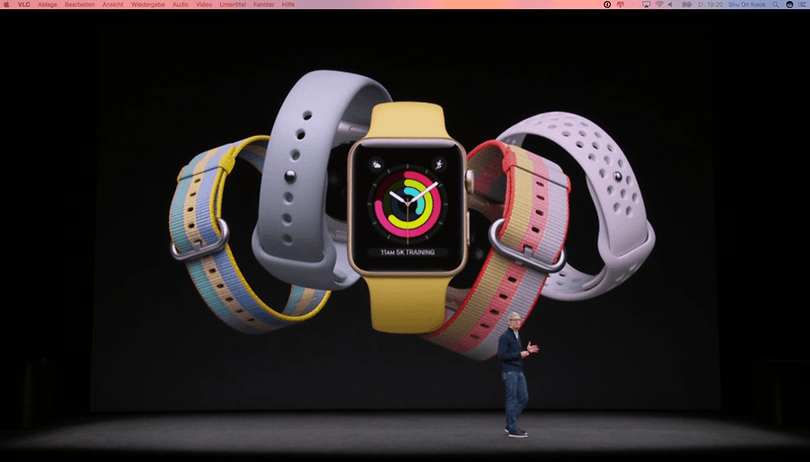 La nouvelle smartwatch d'Apple fonctionne sans iPhone