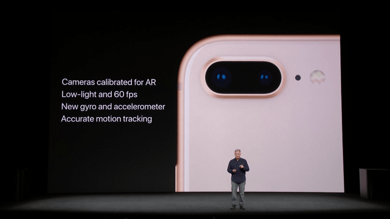 apple keynote iphone x arkit
