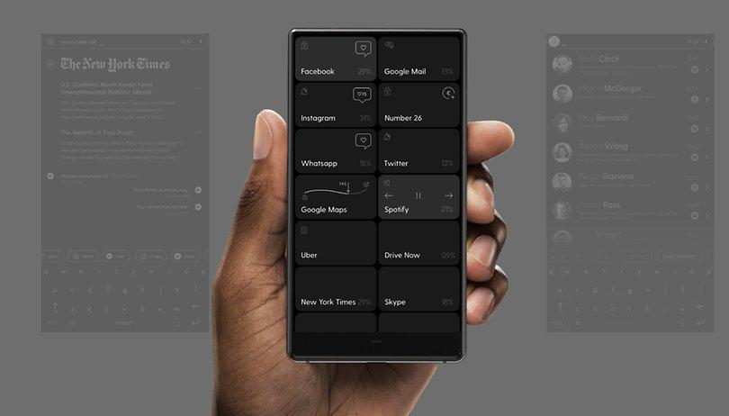 Blloc: Ein Smartphone reduziert auf das Wesentliche