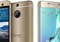 Samsung Galaxy S6 Edge+ vs. HTC One M9+: Welches Plus ist besser?