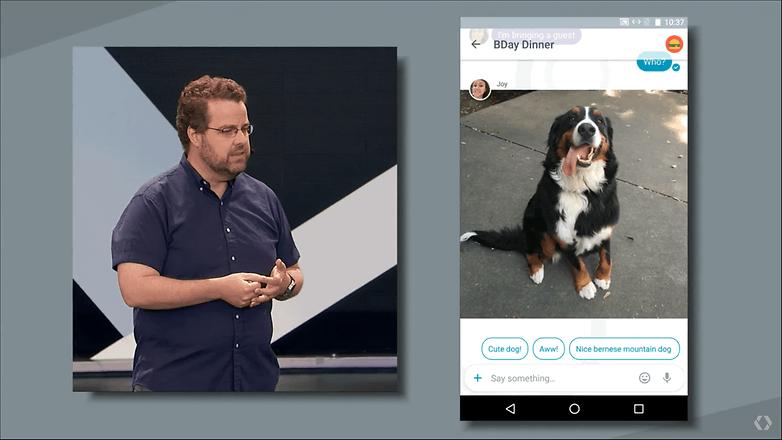 google io keynote 2016 allo 8