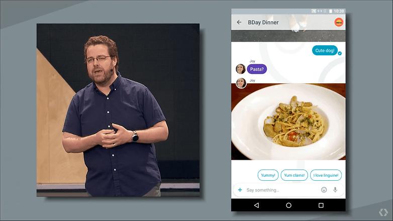 google io keynote 2016 allo 9