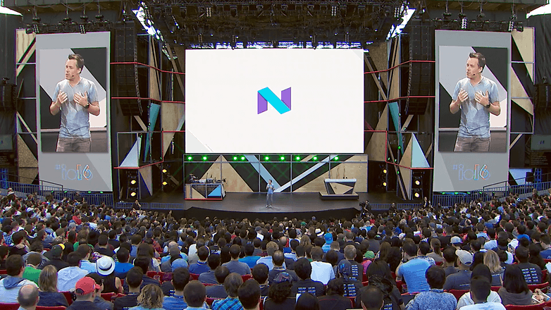 google io keynote 2016 android 7