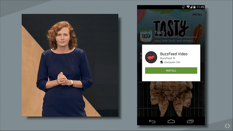 google io keynote 2016 android instant app 3