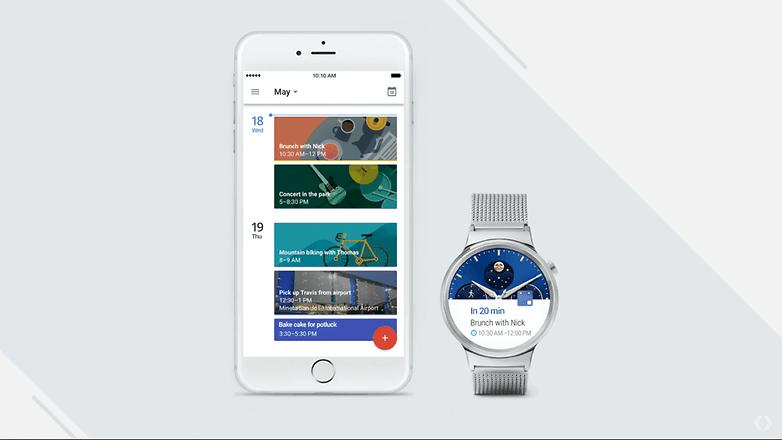 google io keynote 2016 android wear 2