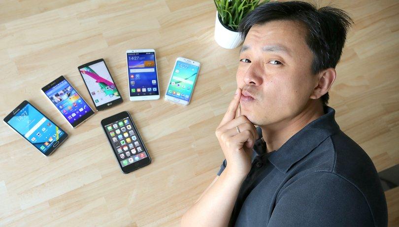 Cinco smartphones Android que custam a metade do preço do iPhone 6