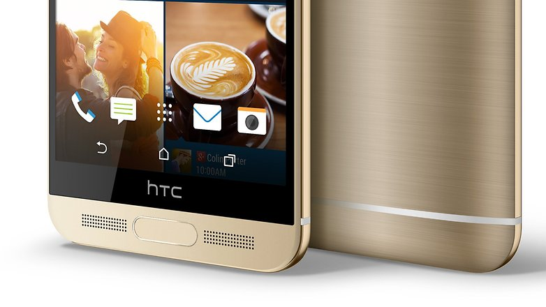 htc one m9 plus fingerprint