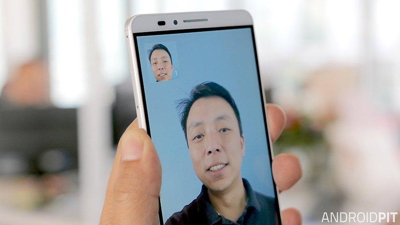 huawei ascend mate 7 selfie