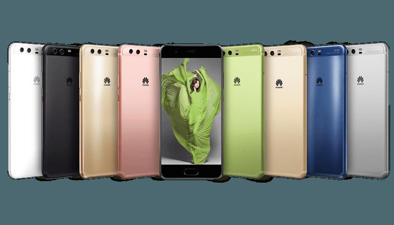 Smartphones werden immer bunter, welche Farbe wird in 2017 Akzente setzen?