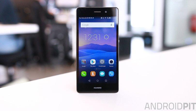 Huawei P8 Lite im Test: Solide Mittelklasse ohne Wow-Effekt