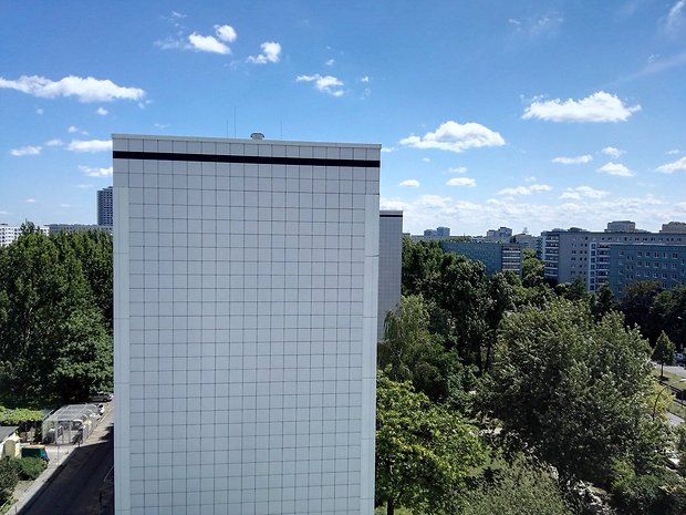 Huawei P8: Testbild