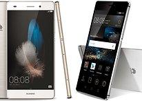 Huawei P8 vs Huawei P8 Lite: Vollkost oder doch lieber Diät?