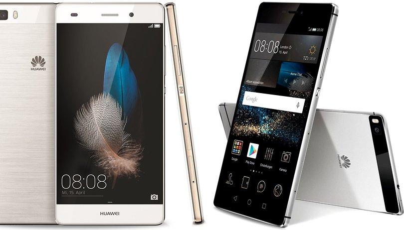 5c2e89f8fd3ee Comparación Huawei P8 vs Huawei P8 Lite - Hermanos y rivales ...