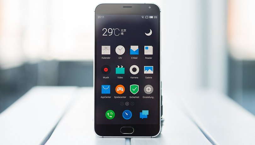 Meizu MX5 im Test: Das China-iPhone im ersten Hands-On