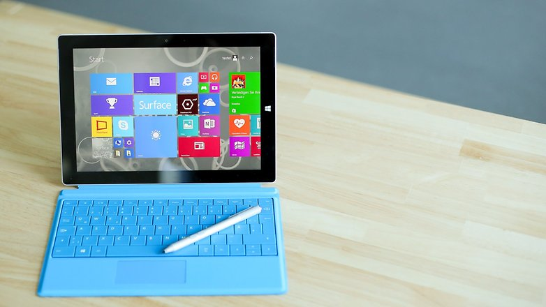 microsoft surface 3 Hero