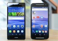 Motorola Moto G (2014) vs Huawei P8 Lite - Buena calidad a precio reducido