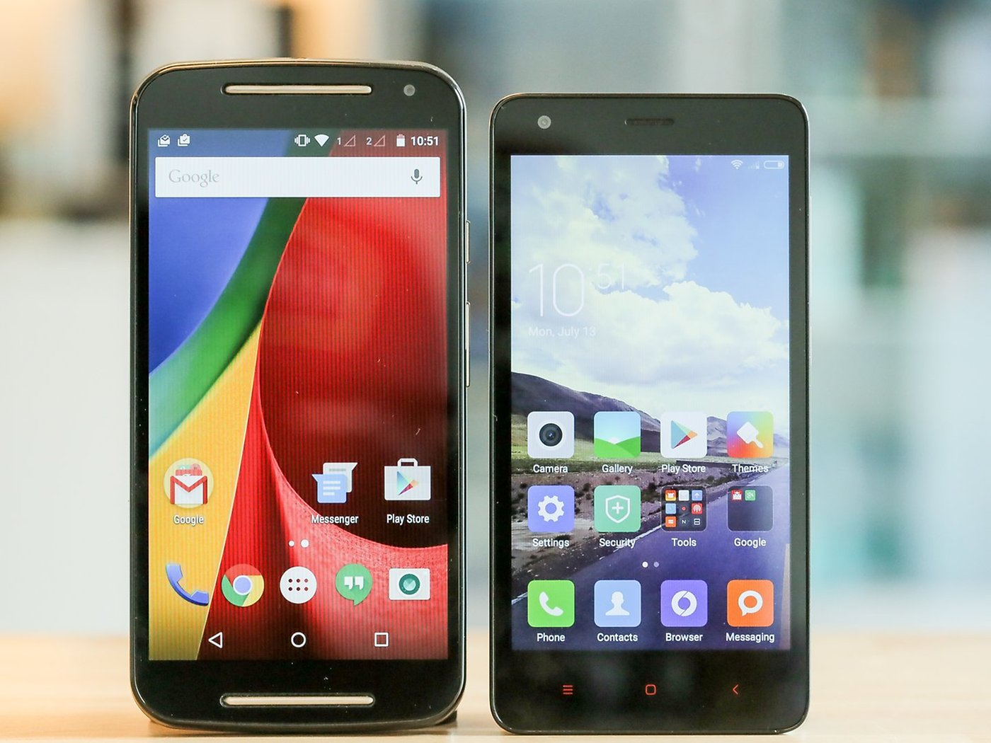 Motorola Moto G 2014 Vs Xiaomi Redmi 2 Welches Preis Leistungs Wunder Ist Besser Androidpit