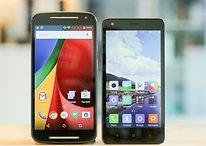Motorola Moto G (2014) vs. Xiaomi Redmi 2: Welches Preis-Leistungs-Wunder ist besser?