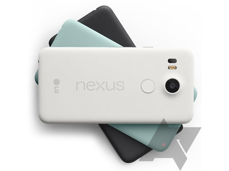 nexus 5x colour ap