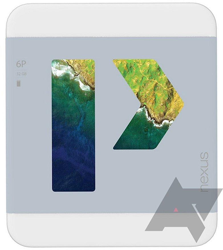 nexus 6p box