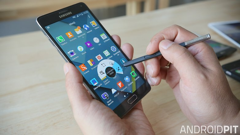 Galaxy Note 4 Android update: latest news | AndroidPIT