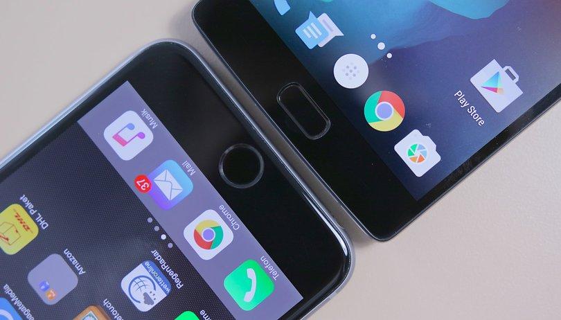iPhone 6s vs. OnePlus 2: Vergleich zweier Legenden